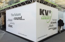 KV2 Audio's Succesful Mission at Pro Light & Sound 2015