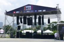 KV2 ruled demo shoot-out at Manila Musik 2015 aka David & Goliath