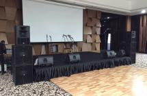 Hilton Hotel Garden Inn in Ankara chooses ES system