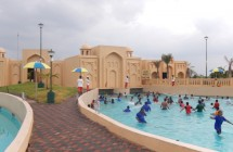 Wonderla in Hyderabad, India equipped with highly durable KV2 system