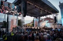 KV2 powered Czech Philharmonic Open Air concert in Prague