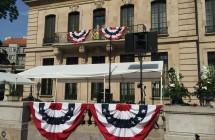 U.S. Embassy Prague Celebrates 4th of July with KV2 sound