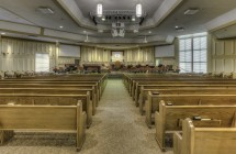 KV2 Audio, a proven solution for the Romanian Pentecostal Church of God Kitchener in Canada