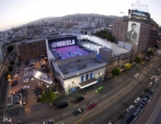 Hollywoodské divadlo vybaveno KV2