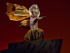 THE LION KING on Broadway with KV2 Upgrade