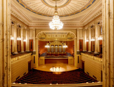 Tailor-made audio solution for Prague's most prestigious concert hall