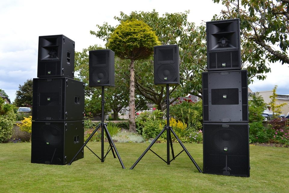 pa sound systems choose kv2 elgin scotland news kv2. Black Bedroom Furniture Sets. Home Design Ideas