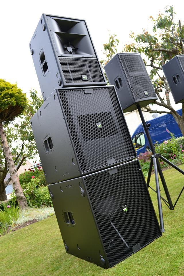 Pa Sound Systems Choose Kv2 Elgin Scotland News Kv2