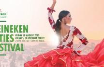 CHIJMES wird grün mit dem Heineken Cities Festival