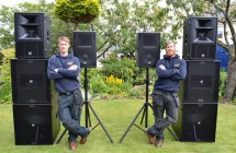 PA Sound Systems choose KV2 – Elgin, Scotland