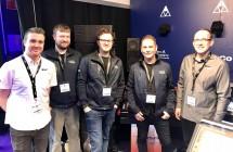 KV2 Audio and Apex Acoustics join forces - Plasa Focus, Glasgow