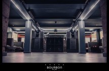 Bourbon choose KV2 for Edinburgh Nightclub