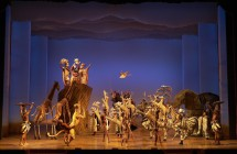 """THE LION KING en Broadway celebra su 20 aniversario con un """"upgrade"""" a Kv 2"""