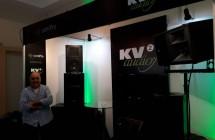 KV2 Audio/Sonipro al AES LAC 2018