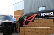 Sparq continues to invest in KV2 Audio