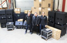 MLS Audio beefs up rental stock with KV2 Audio's large format VHD System
