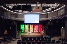 KV2 Audio Gets Right to the Point in Swiss Church