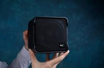 ESD Cube from KV2 Audio makes UK debut at PLASA Focus, Leeds