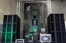Concert AV Buys First KV2 Audio VHD5.0 System in Australia