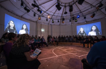 KV2 Audio pops up in The Den with Royal Exchange Theatre, Manchester