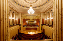 KV2 delivers tailor-made audio solution for Prague's most prestigious concert hall