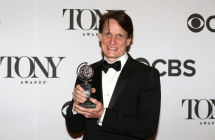 Interview with Tony Awards winner John Shivers