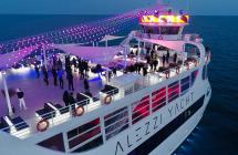 KV2 sets sail across the Black Sea with Alezzi Yacht