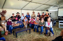 KV2 saddles up with Gigawatt Sound & Light for Cowgirls Gathering 2021