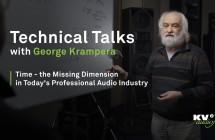 Teil I: Zeit - die fehlende Dimension in der heutigen professionellen Audioindustrie