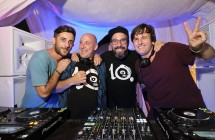 10th Anniversary of Ibiza Sonica at Kumharas, Ibiza