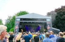 KV2 Audio at 26th Grolsch Blues Festival