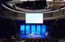 KV2 Audio deckt die akustischen Bedürfnisse des ICF Mittelland genau ab