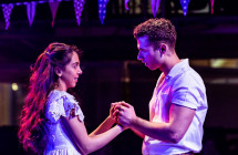 KV2 Stars in West Side Story at Manchester Royal Exchange with Sound Design by Richard Brooker