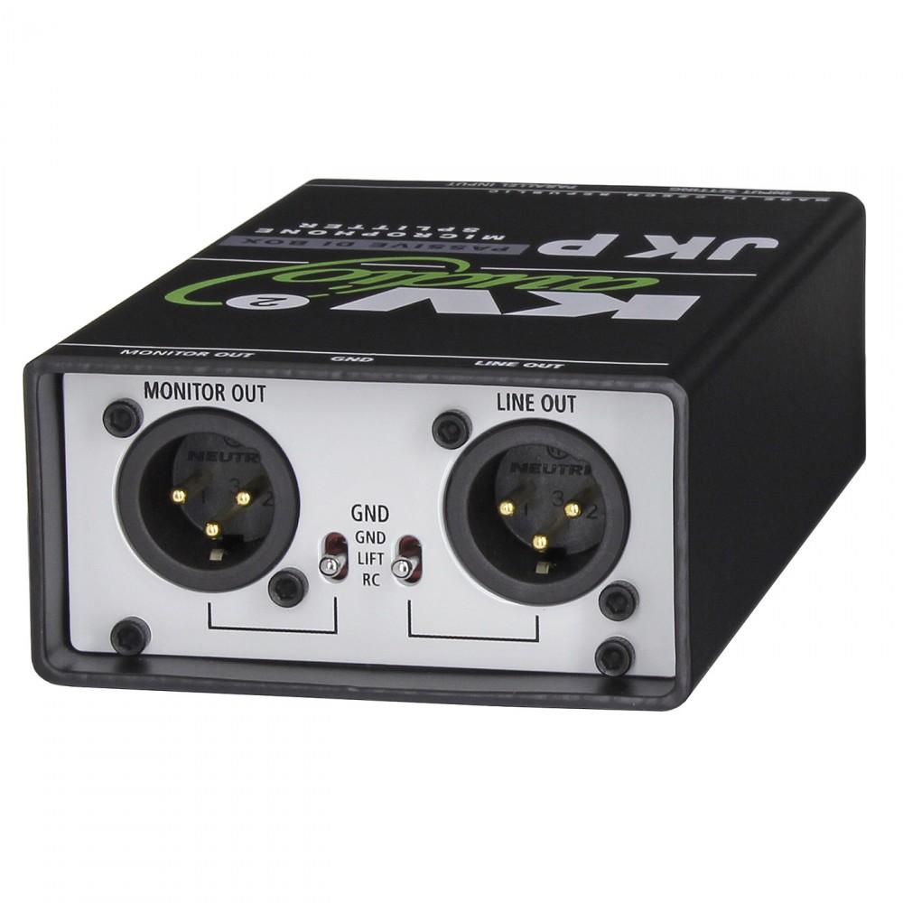 Jkp Jk Di Boxes Products Kv2 Audio Direct Lift Wiring Diagram