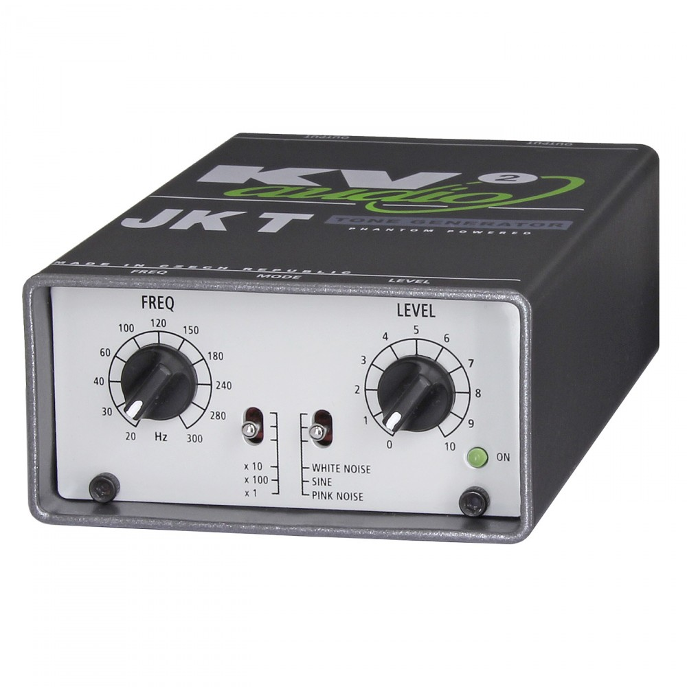 Audio Frequency Generator : Jkt jk di boxes products kv audio