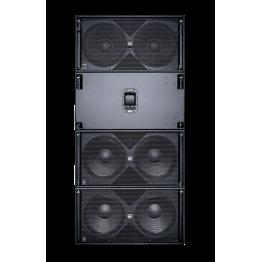 Cardioid setup (4x VHD2.18J)
